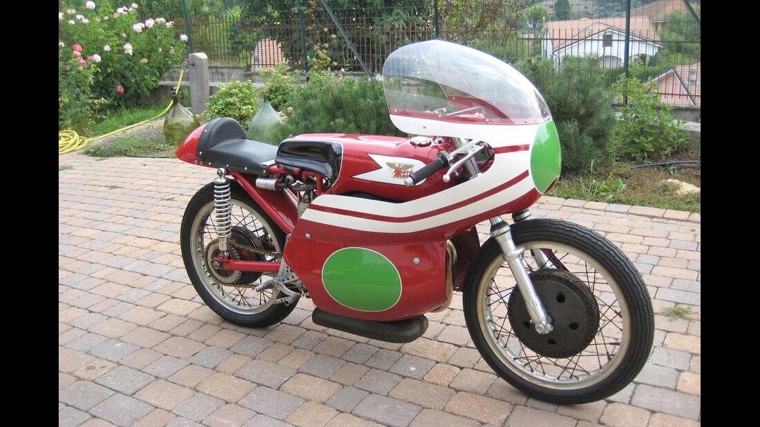 1966er Moto Morini 250
