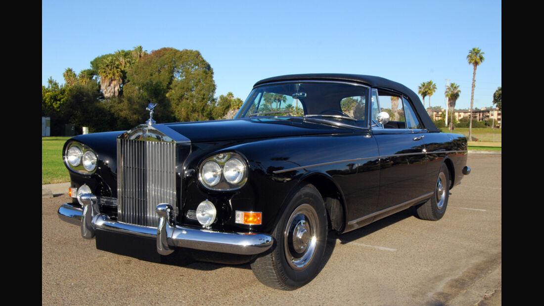 1966er Rolls-Royce Silver Cloud III Drophead Coupe
