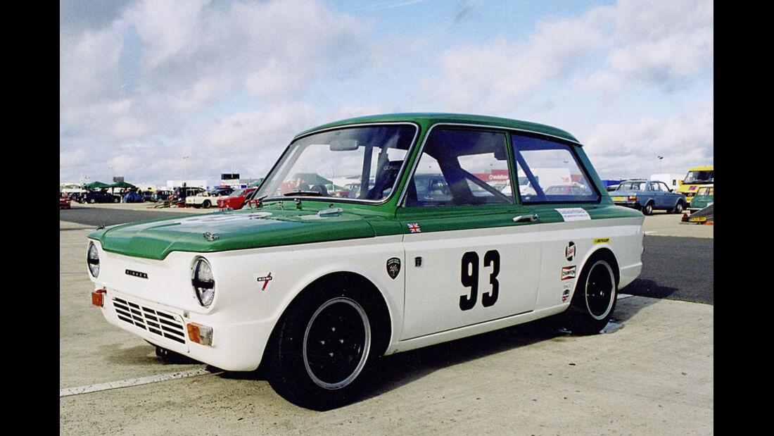 1966er Singer Chamois 998cc Racing Saloon