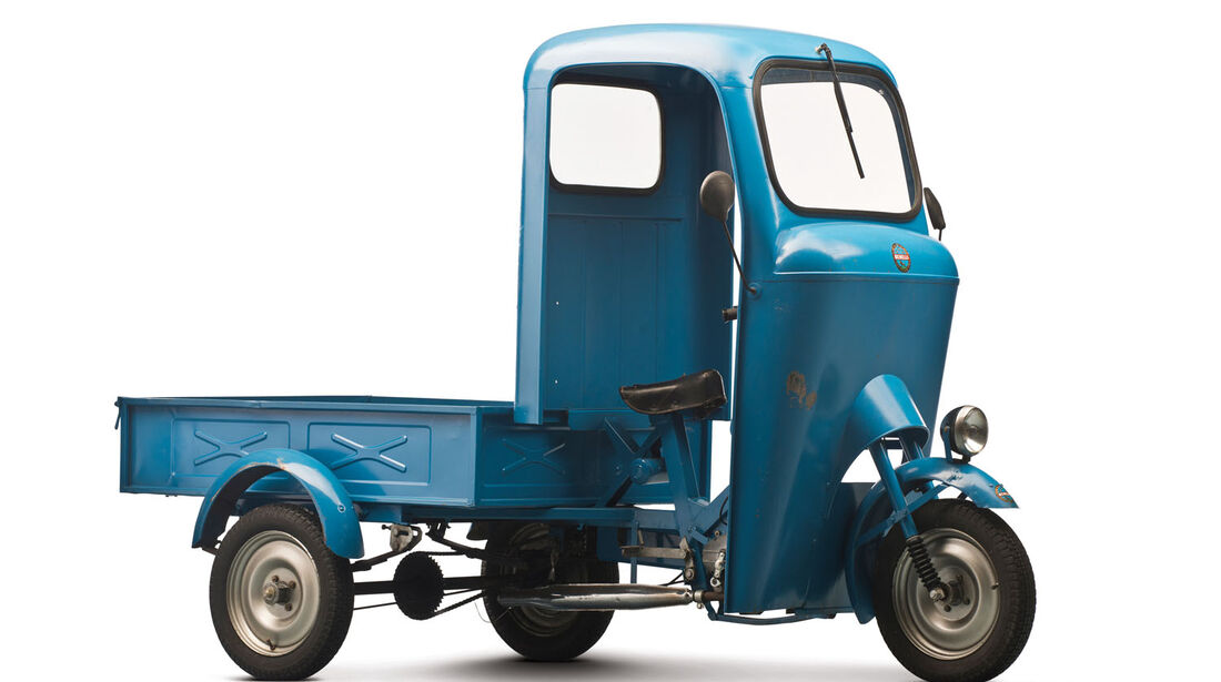 1967 Benelli Delivery Vehicle
