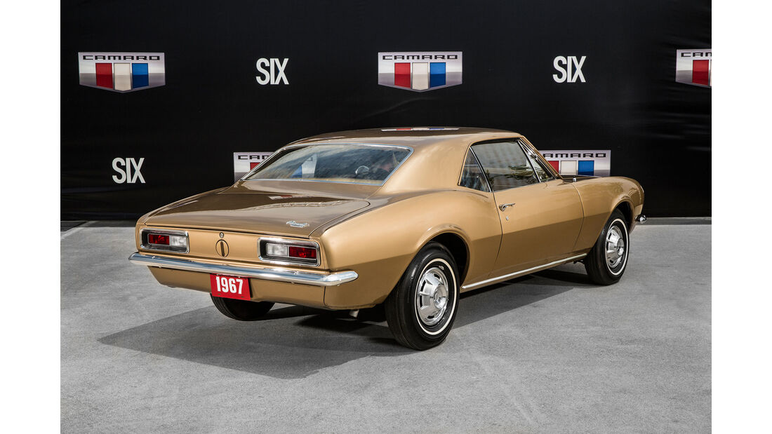 1967 Chevrolet  Camaro - Muscle Car - Pony Car