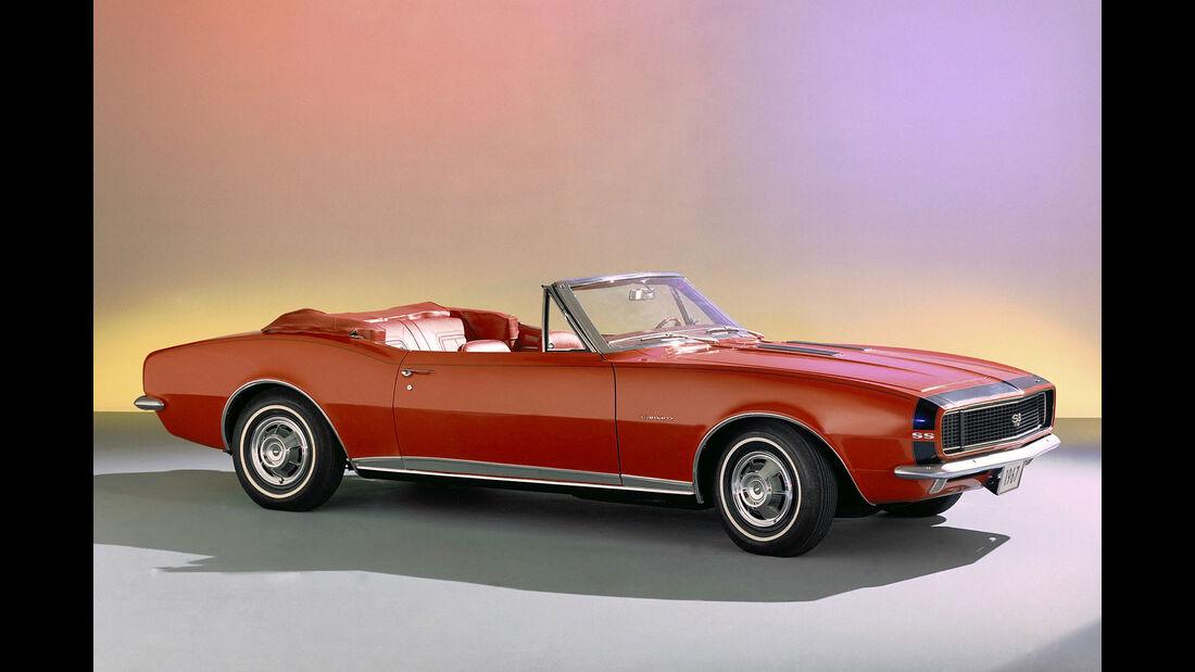 1967 Chevrolet Camaro RS SS Cabrio - Muscle Car - Pony Car
