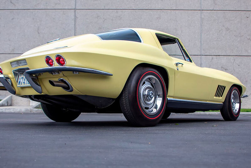 1967 Chevrolet Corvette C2 L88 Coupé