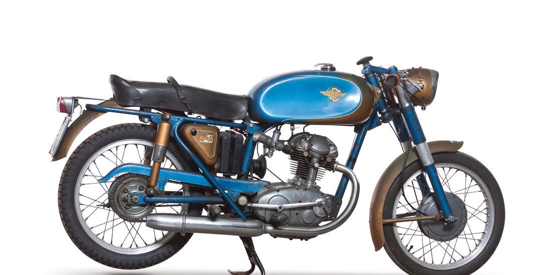 1967 Ducati 125 Sport RM Auctions Monaco 2012