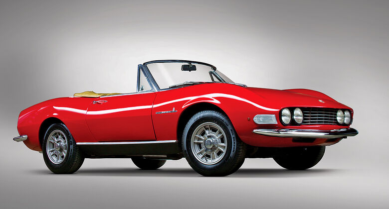 1967 Fiat Dino Spider by Pininfarina