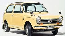 1967 Honda n360m Sunro
