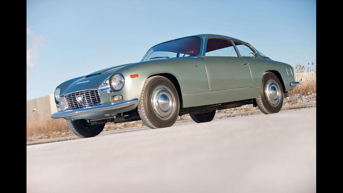 1967 Lancia Flaminia Super Sport by Carrozzeria Zagato