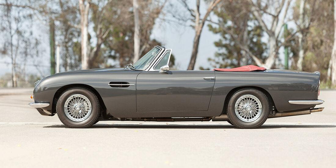 1967er Aston Martin DB6 Volante