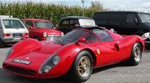 1967er Ferrai P4 Prototipo Luigi Colani