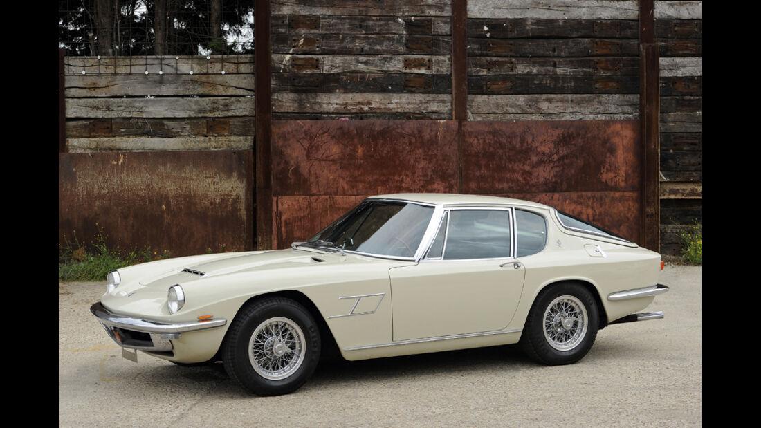 1967er Maserati Mistral Coupé