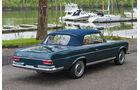 1967er Mercedes-Benz 280SE Cabriolet 'Low Grille' Factory Prototyp