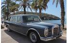 1967er Mercedes-Benz 600 Limousine