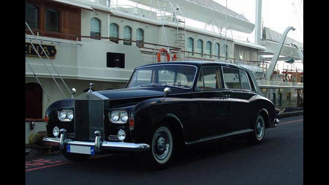 1967er Rolls Royce Phantom V