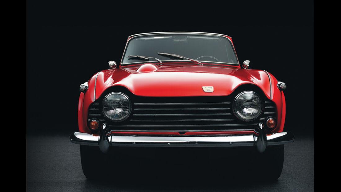 1967er Triumph TR5