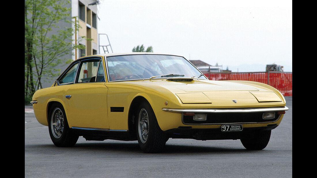 1968-1969 Lamborghini Islero