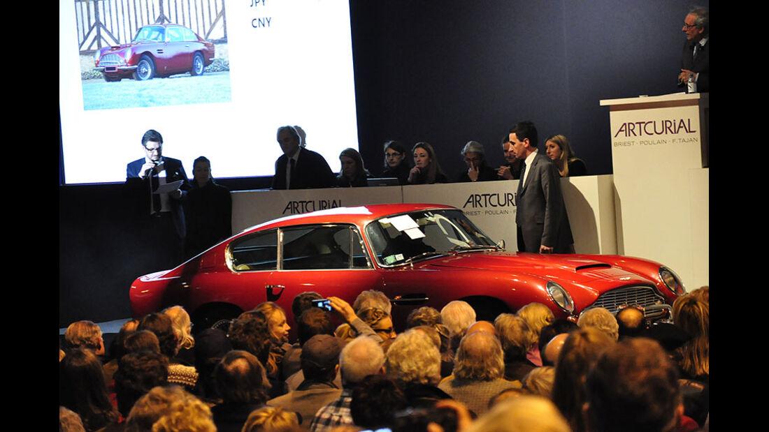 1968 Aston Martin DB6 Coupé