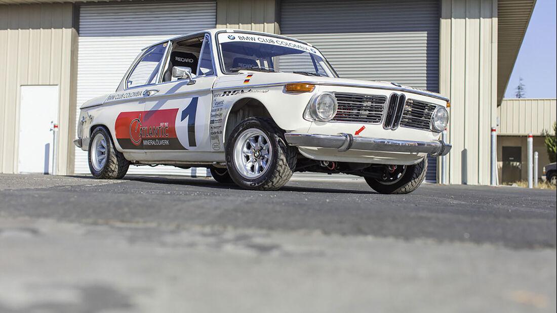 1968 BMW 2002 ti Rallye