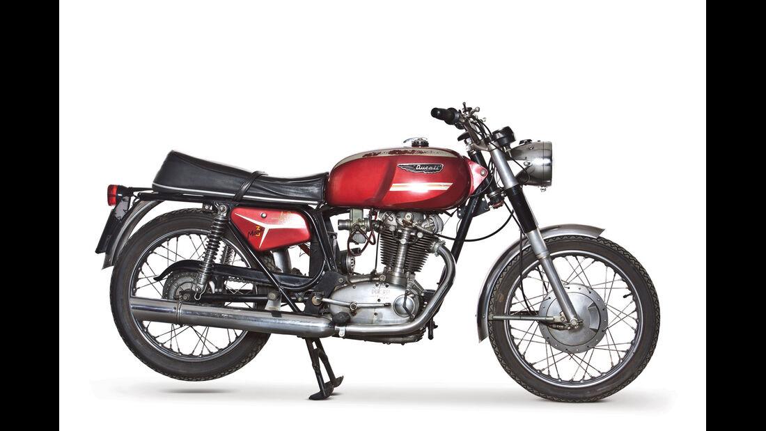 1968 Ducati 450 Mark 3 RM Auctions Monaco 2012