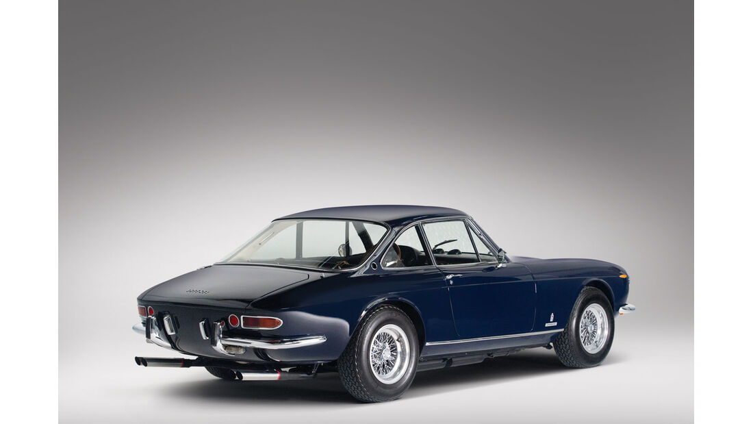 1968 Ferrari 365 GTC by Pininfarina.