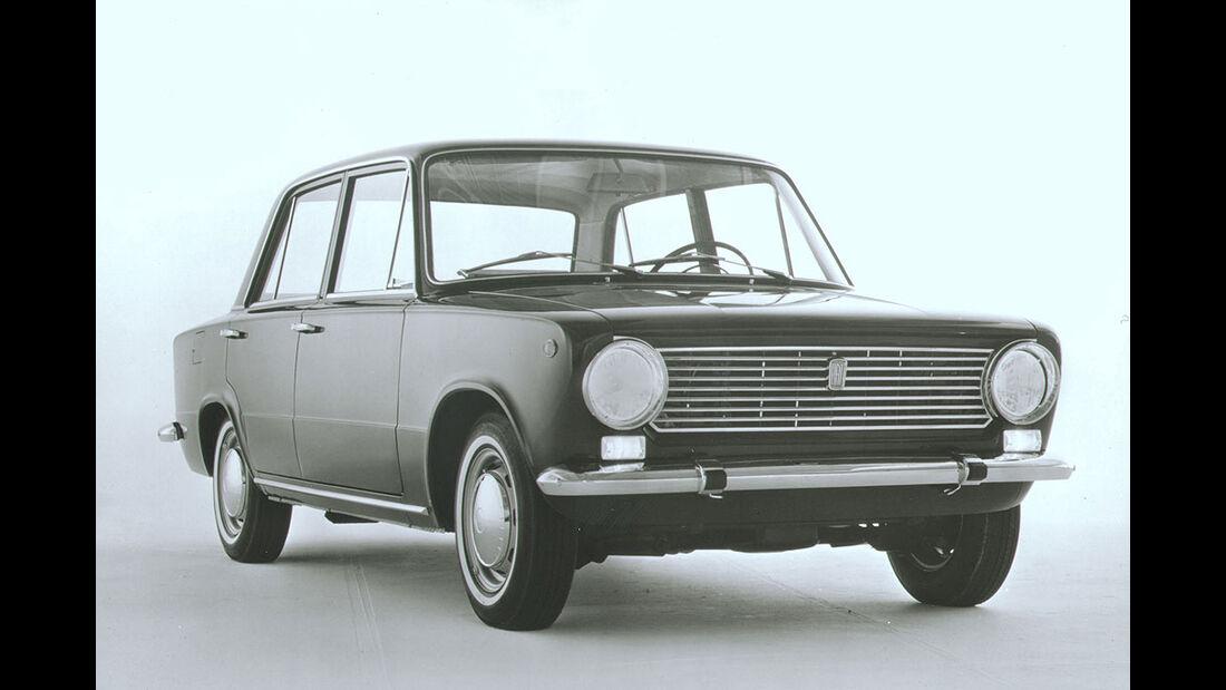 1968 Fiat-Seat 124 Saloon