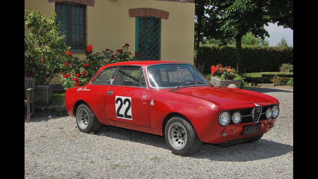 1968er Alfa Romeo 1750 GTAm