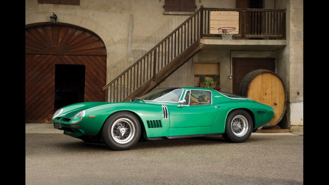 1968er Bizzarrini 5300GT Strada