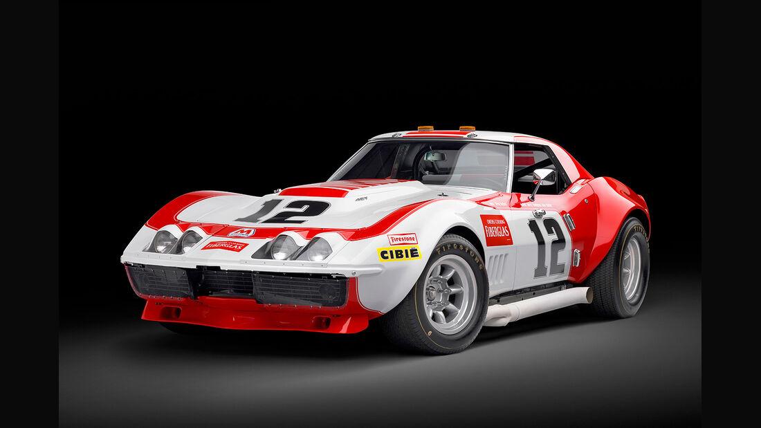 1968er Chevrolet L-88 Corvette Owens/Corning FIA/SCCA Racing Car