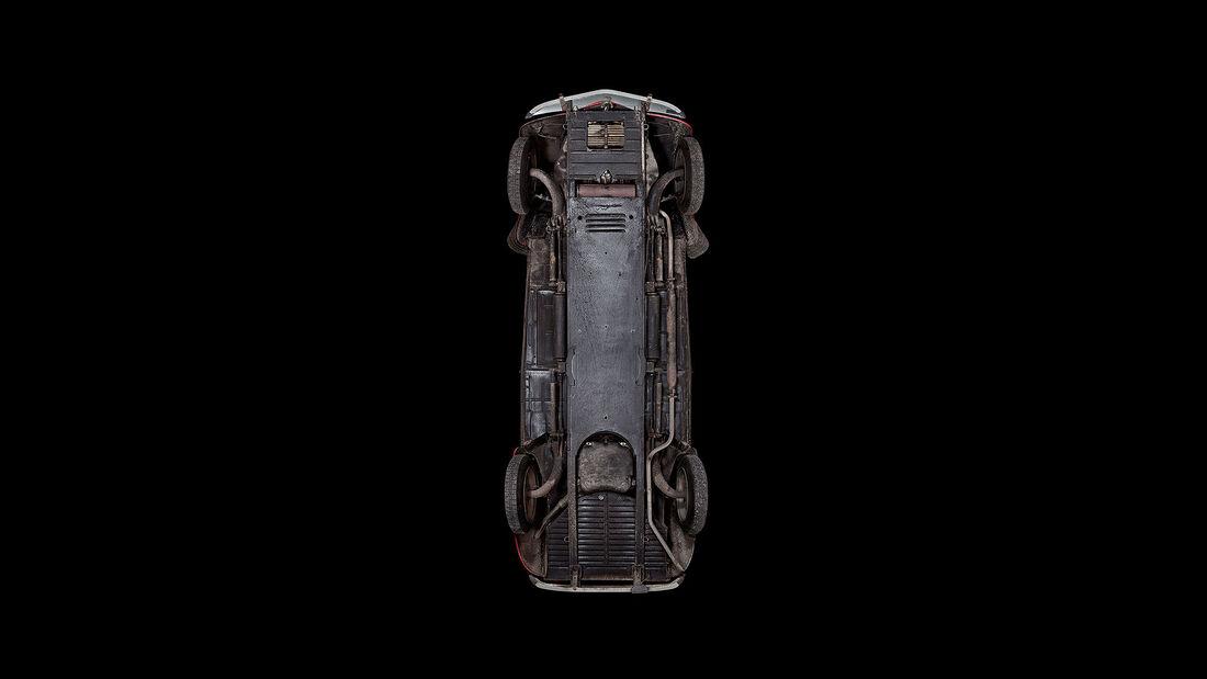 1968er Citroen 2 CV 6