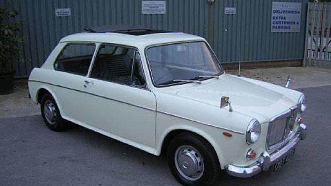 1968er MG 1300 Mk II Saloon