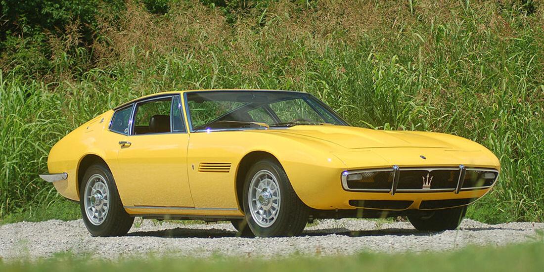 1968er Maserati Ghibli