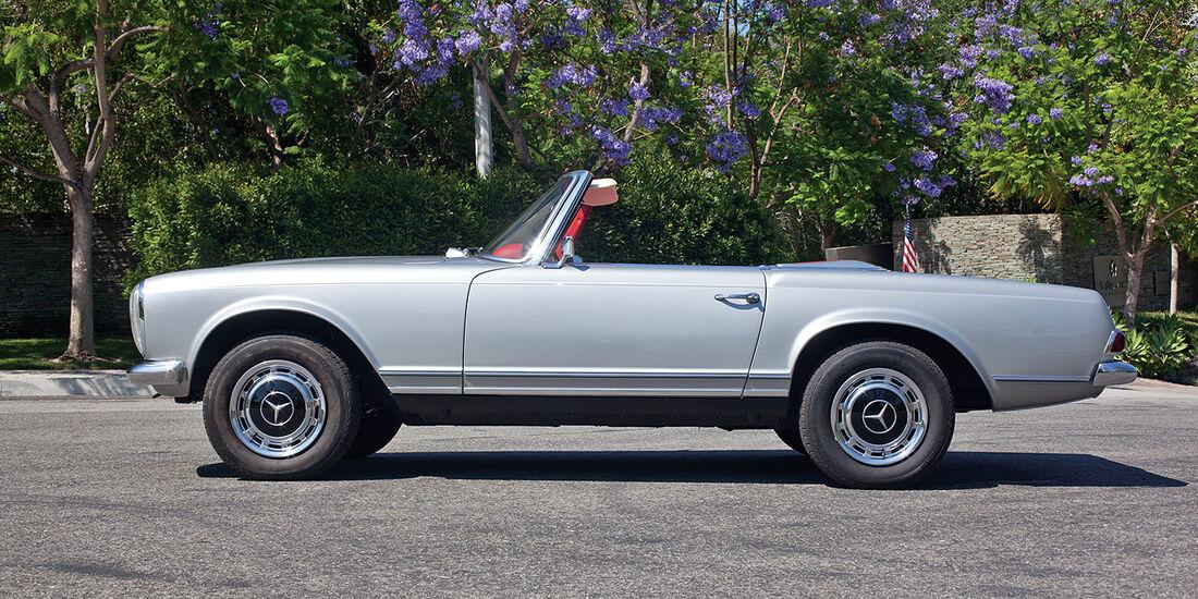 1968er Mercedes-Benz 280SL Roadster