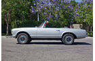 1968er Mercedes-Benz 280SL Roadster