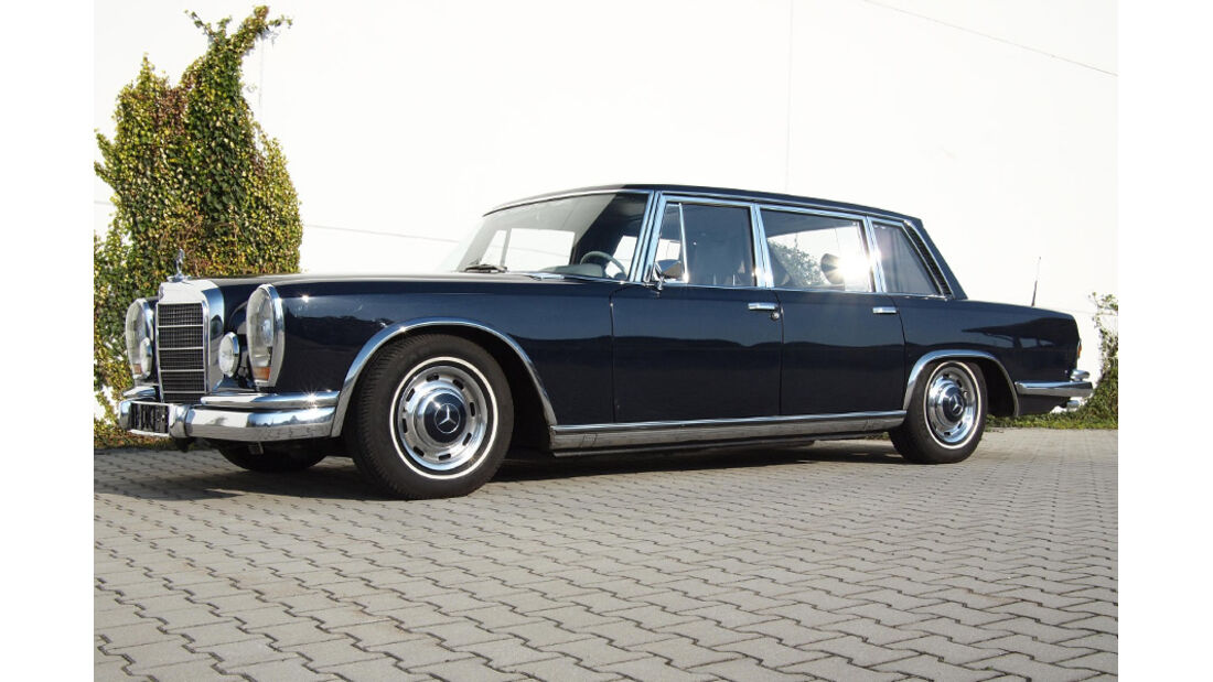1968er Mercedes-Benz 600