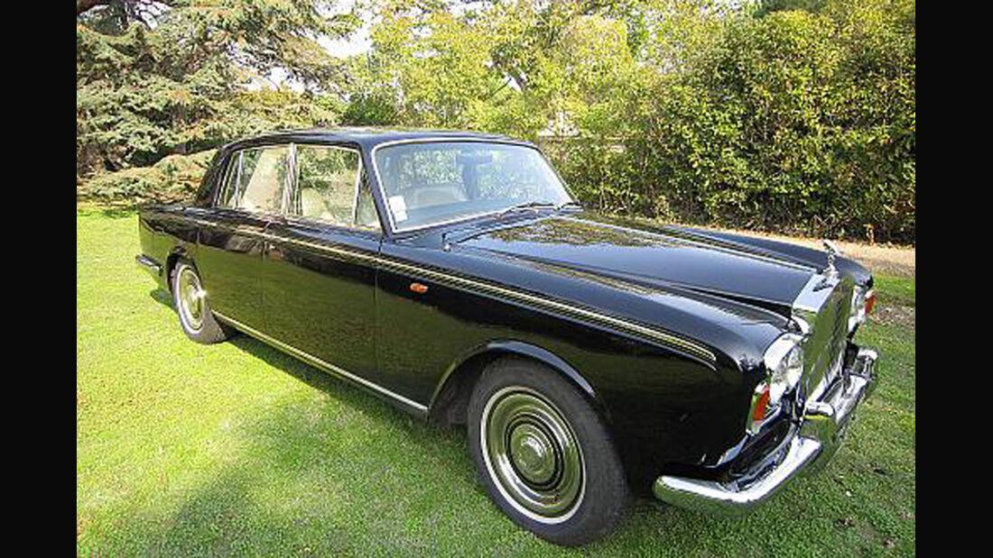 1968er Rolls-Royce Silver Shadow Saloon