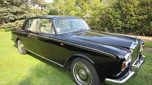1968er Rolls-Royce Silver Shadow Saloon