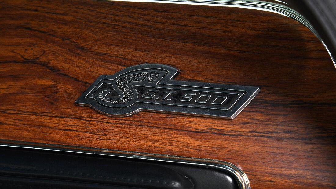 1968er Shelby GT500 EFI Prototype
