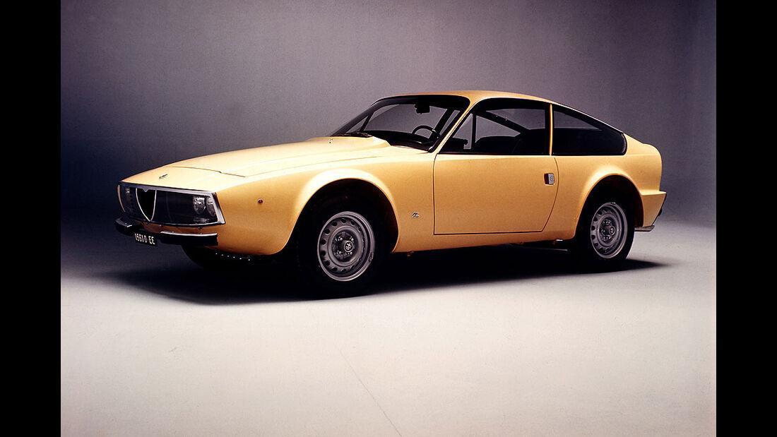 1969-1975 Alfa Romeo Giulia Coupé GT Junior Z