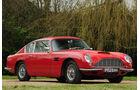 1969 Aston Martin DB6 Sports.