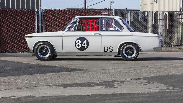 1969 BMW 2002 Race Car