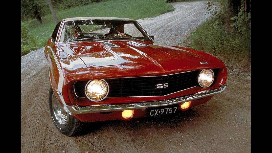 1969 Chevrolet Camaro SS - Muscle Car - Pony Car