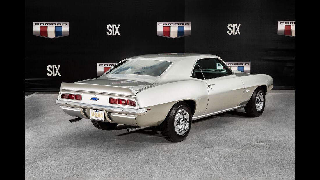 1969 Chevrolet Camaro ZL1 - Muscle Car - Pony Car