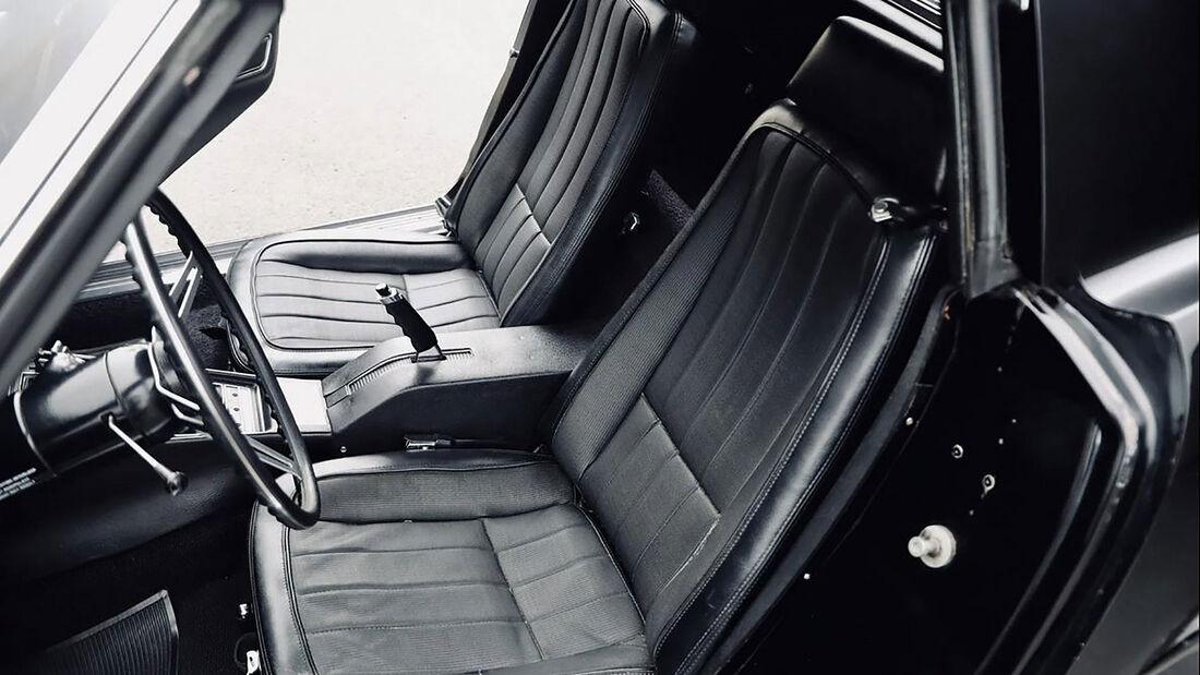 1969 Chevrolet Corvette C3 L88 Coupé