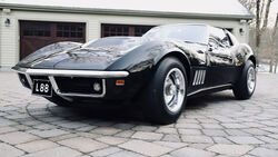 1969 Chevrolet Corvette C3 L88 Coupé