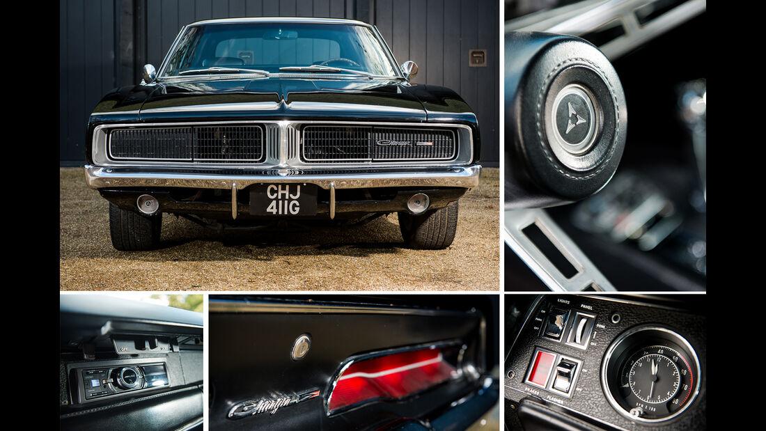 1969 Dodge Charger Bullitt Bruce Willis Jay Kay Auktion