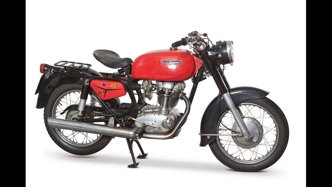 1969 Ducati 450 Mark 3 RM Auctions Monaco 2012