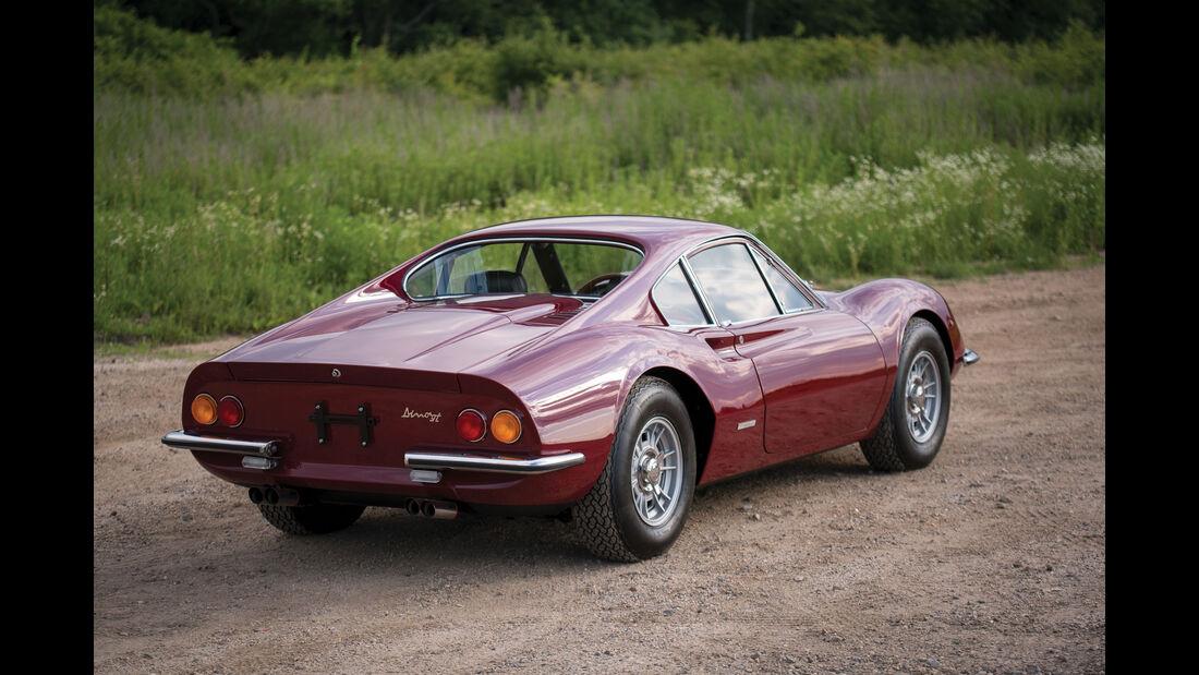 1969 Ferrari Dino 246 GT L-Series by Scaglietti - Monterey - Auktion - August 2017