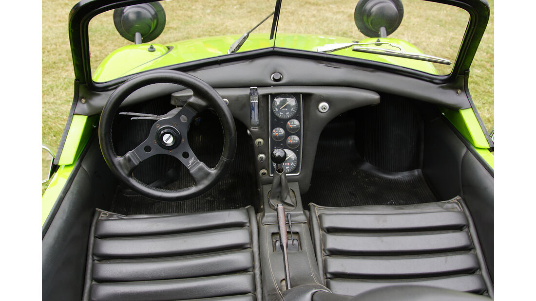 1969 Fiat 500 Zanzara Zagato
