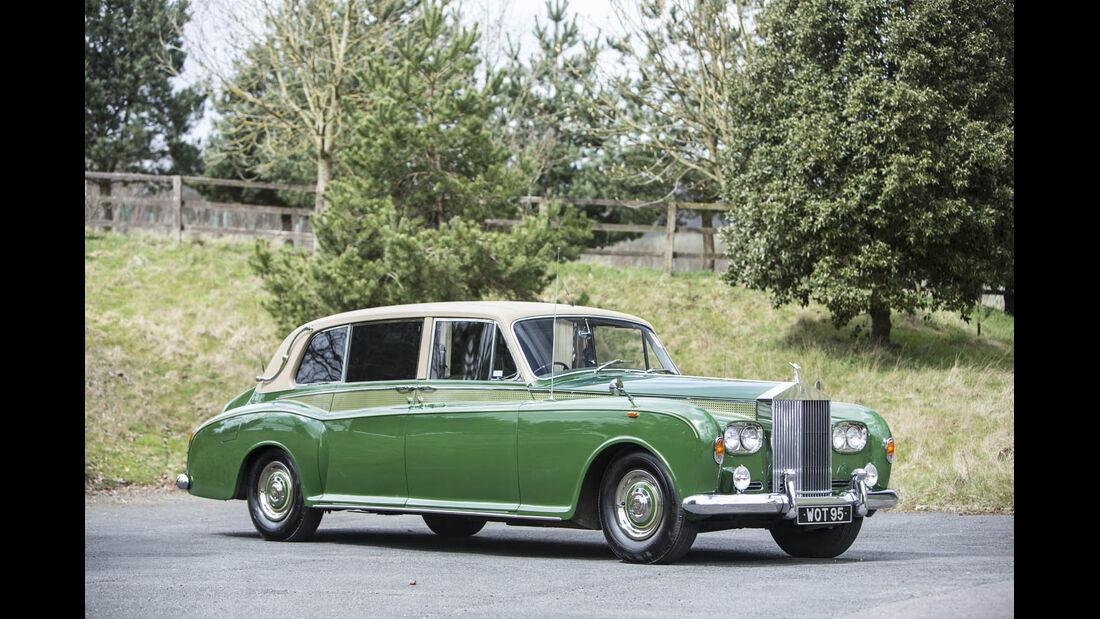 1969 Rolls-Royce Phantom VI Limousine