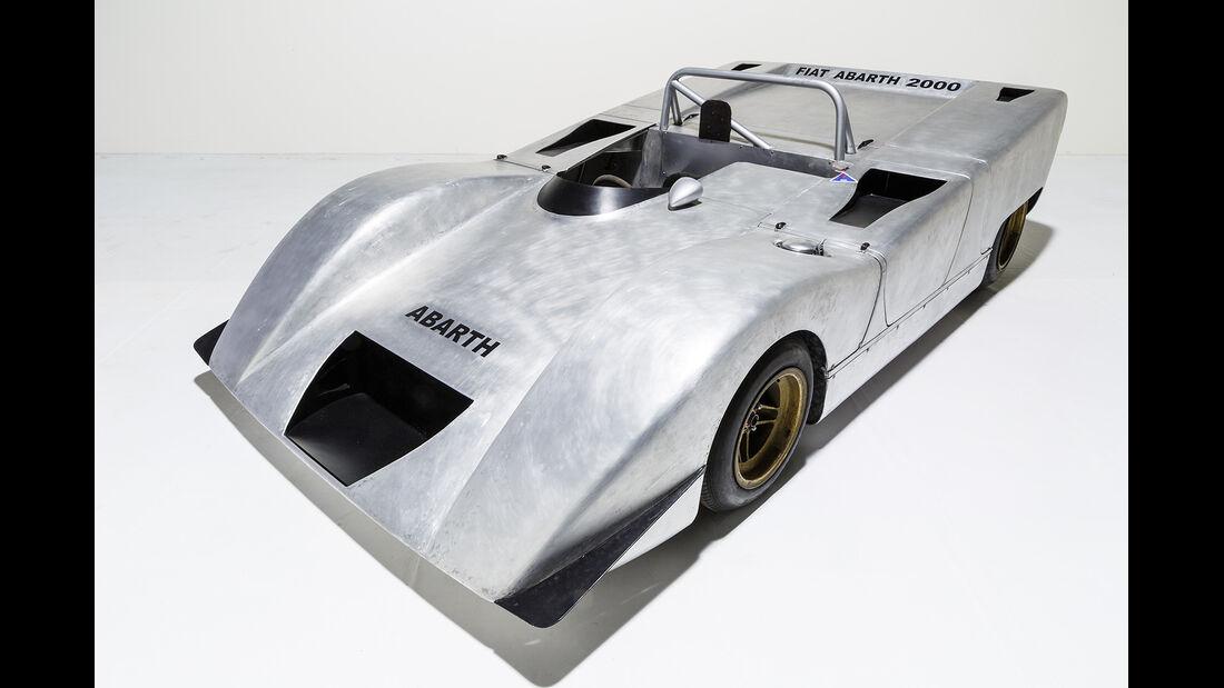 """1969er Abarth 2000 SE-014 """"Cuneo"""""""