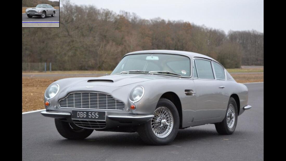 1969er Aston Martin DB6 Vantage